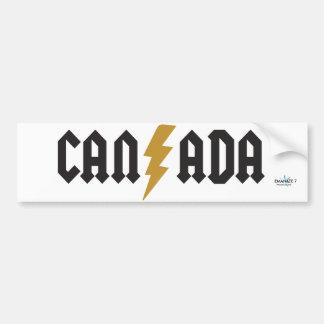 CAN-ADA BUMPER STICKER