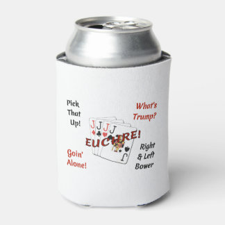 Can Cooler - Euchre!
