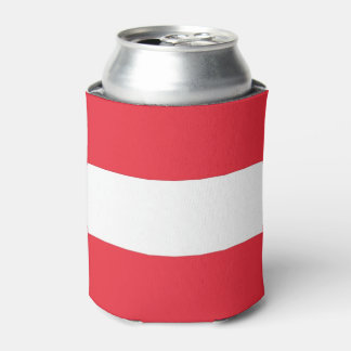 Can Cooler with flag of Austria