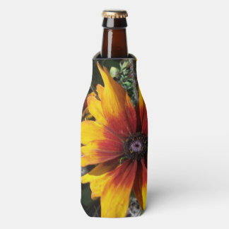 Can cooler with large daisy