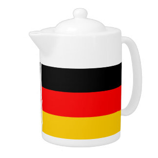 Can Germany flag
