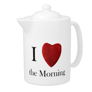 Can I love the Morning