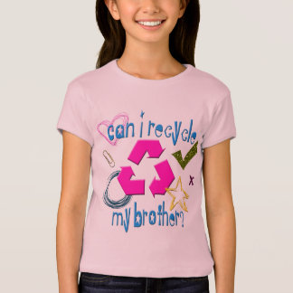 Can I Recycle my Brother T-Shirt