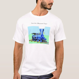 Can it be a bluuuuuuuue train? T-Shirt