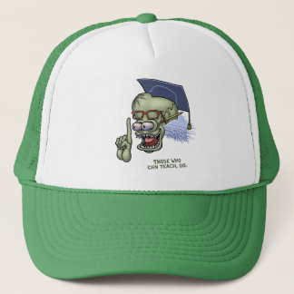 Can Teach, Do Trucker Hat