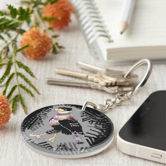 Can unreasonable caracara keychain