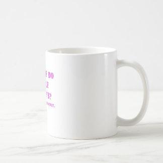 Can We Do More Squats said no one ever Coffee Mug