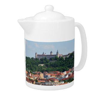 Can Wuerzburg fortress Marienberg