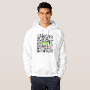 Can You Find Your Dj Mens Hoodie