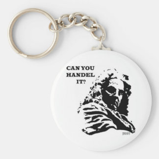 Can You HANDEL It? Keychain