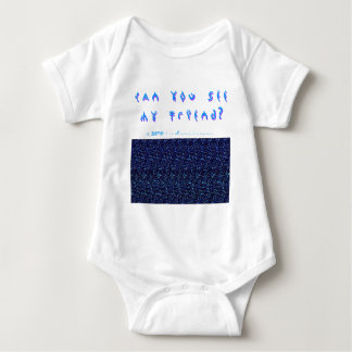 Can You See My Friend? 3D Fun! Shirts