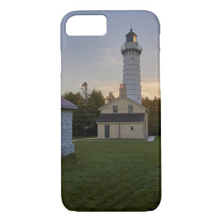 Cana Island Lighthouse, Door County, WI iPhone 8/7 Case