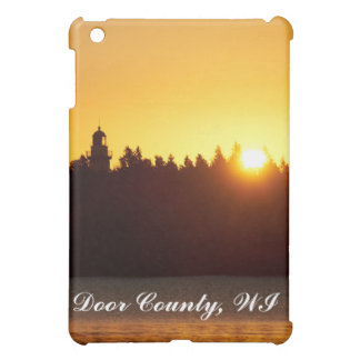 Cana Island Lighthouse iPad Mini Case