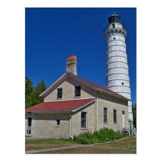 Cana Island Lighthouse Postcard