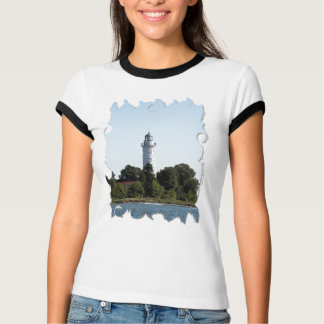 Cana Island Lighthouse T-Shirt