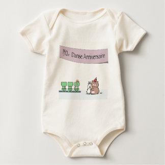Canada150 Danse Anniversaire T-shirt-2 Baby Bodysuit