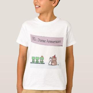 Canada150 Danse Anniversaire T-shirt-2 T-Shirt
