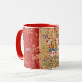 Canada 150 Flag 1867 2017 Mug