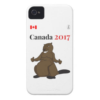 Canada 150 in 2017 Beaver Case-Mate iPhone 4 Case
