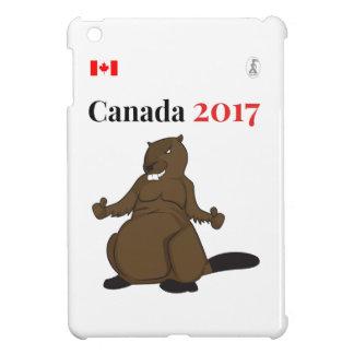 Canada 150 in 2017 Beaver Cover For The iPad Mini
