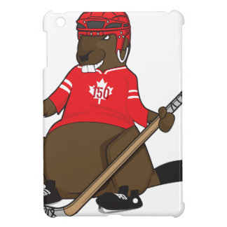 Canada 150 in 2017 Beaver Hockey Case For The iPad Mini