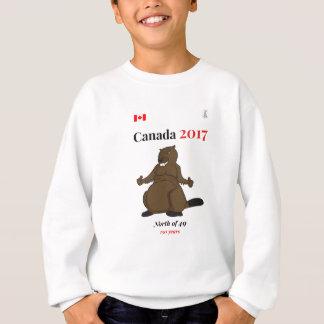 Canada 150 in 2017 Beaver North Sweatshirt
