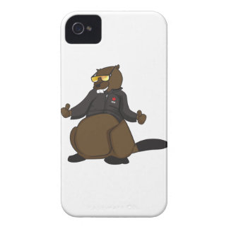 Canada 150 in 2017 Cool Beaver Merchandise Case-Mate iPhone 4 Case