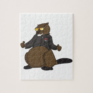 Canada 150 in 2017 Cool Beaver Merchandise Puzzles