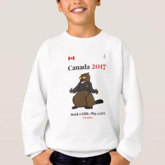 Canada 150 in 2017 Cool Work Sweatshirt
