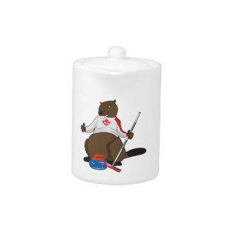 Canada 150 in 2017 Curling Beaver Merchandise