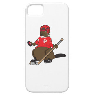 Canada 150 in 2017 Hockey Beaver Case For The iPhone 5