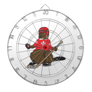 Canada 150 in 2017 Hockey Beaver Dartboard
