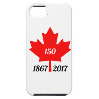 Canada 150 in 2017 maple leaf case for the iPhone 5