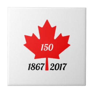Canada 150 in 2017 maple leaf ceramic tiles