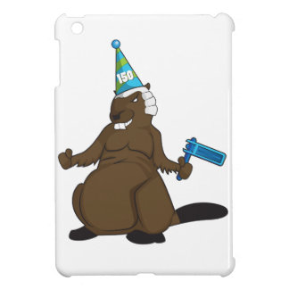 Canada 150 in 2017 Party Beaver Merchandise iPad Mini Case