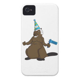 Canada 150 in 2017 Party Beaver Merchandise iPhone 4 Cover