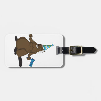 Canada 150 in 2017 Party Beaver Merchandise Luggage Tag