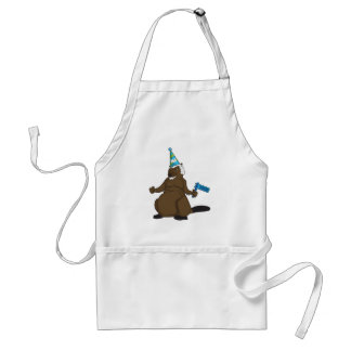 Canada 150 in 2017 Party Beaver Merchandise Standard Apron