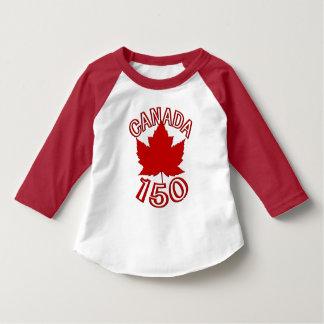 Canada 150  Jersey Shirt Toddler Canada 150 Shirts