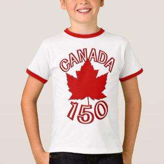 Canada 150 Kid's T-shirts Canada 150 Shirts