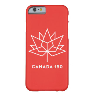 Canada 150 Logo Barely There iPhone 6 Case