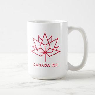 Canada 150 Logo Coffee Mug