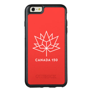 Canada 150 Logo OtterBox iPhone 6/6s Plus Case
