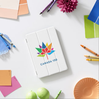 Canada 150 Official Logo - Multicolor iPad Mini Cover