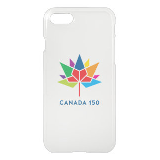 Canada 150 Official Logo - Multicolor iPhone 8/7 Case