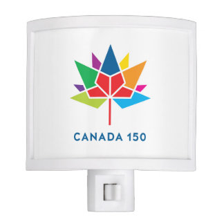 Canada 150 Official Logo - Multicolor Night Lites
