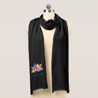 Canada 150 Official Logo - Multicolor Scarf