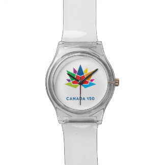 Canada 150 Official Logo - Multicolor Watch
