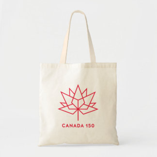 Canada 150 Official Logo - Red Outline