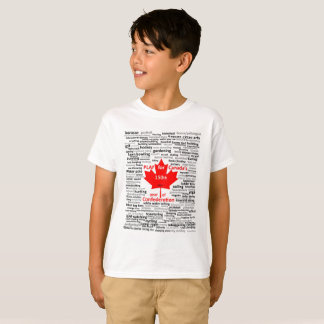 Canada 150 Play Kids T-Shirt